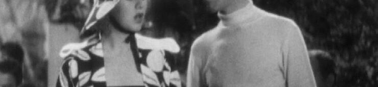 Sorties ciné de la semaine du 26 avril 1934