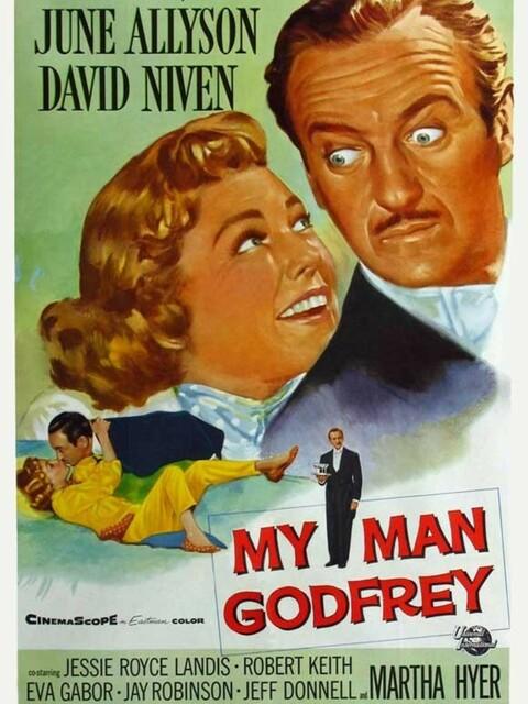 Mon homme Godfrey