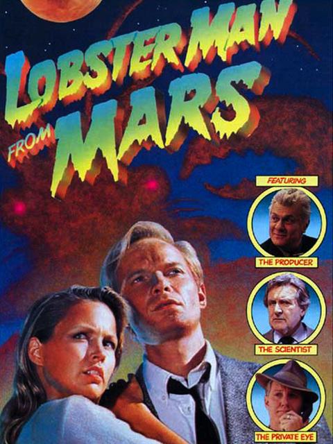 L'Homme homard venu de Mars
