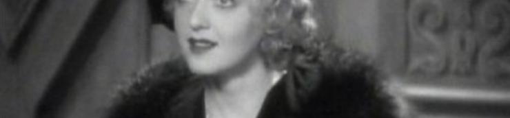 Alfred E. Green & Bette Davis