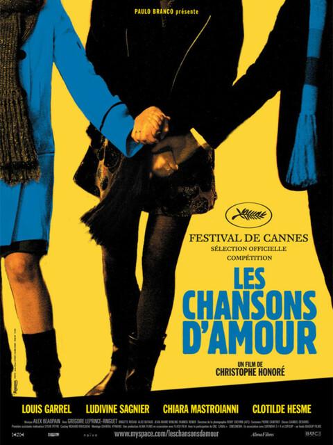 film : Les Chansons d'amour