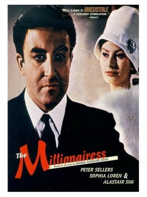 Les Dessous de la millionnaire