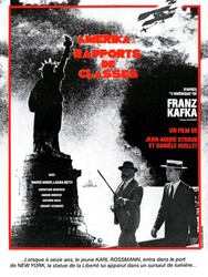 Amerika, rapports de classe