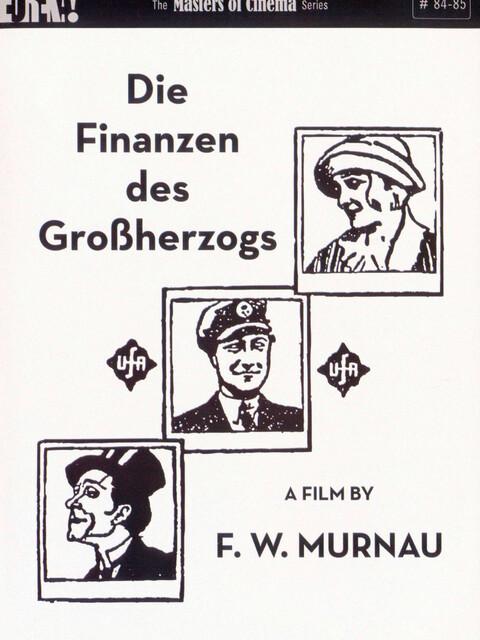 Les Finances du grand duc