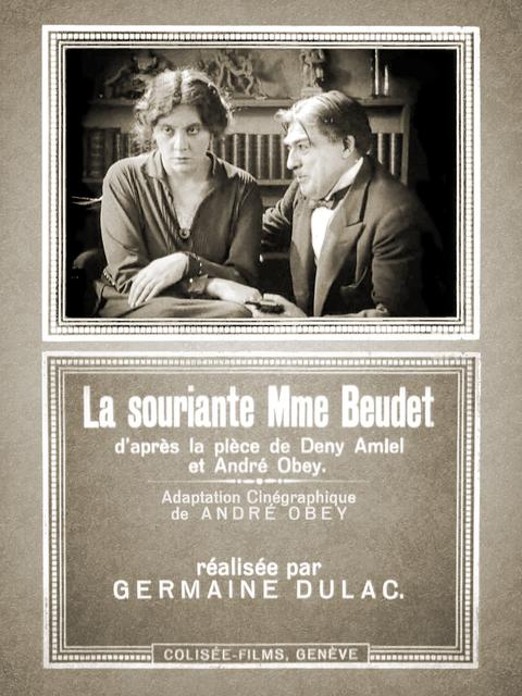 La Souriante Madame Beudet