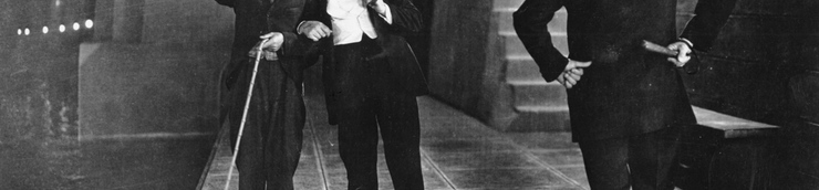 (TOP) Charles Chaplin