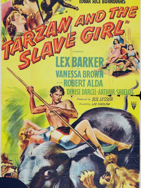Tarzan et la belle esclave