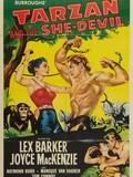 Tarzan et la diablesse