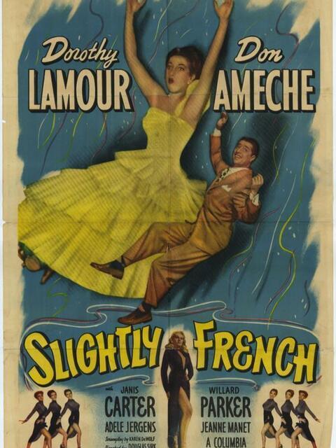 Slightly French