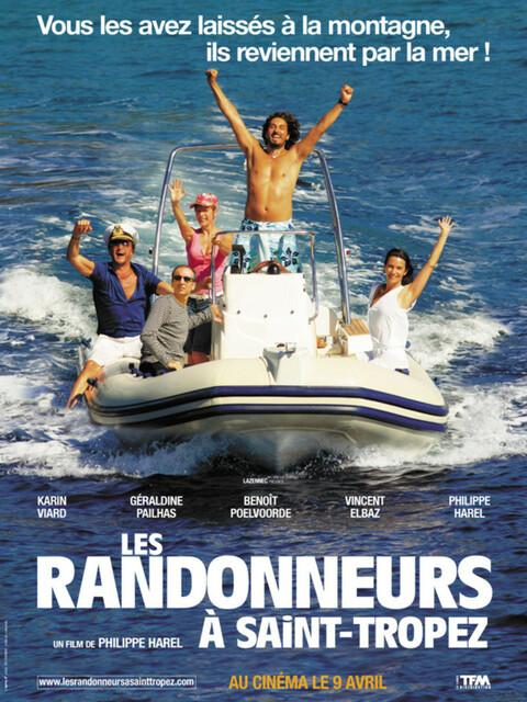 Les Randonneurs à Saint-Tropez