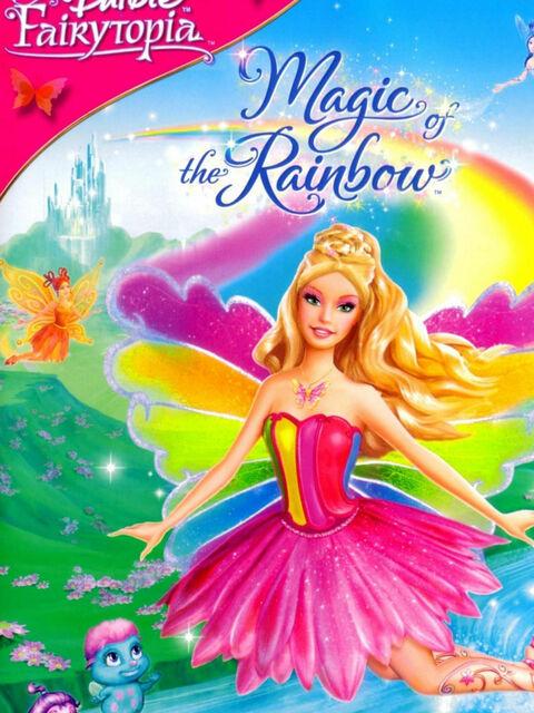 Barbie Magie de L'arc-en-ciel