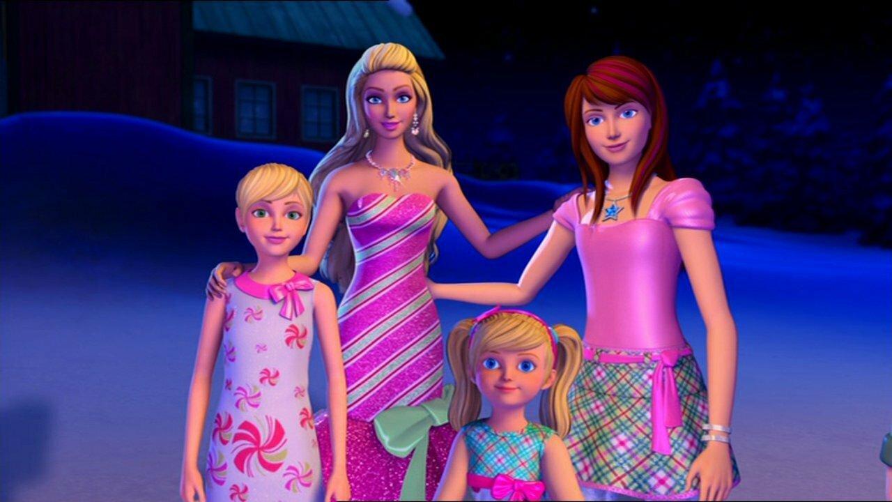 Barbie un merveilleux no l un film de 2011 vodkaster - Un merveilleux noel barbie ...