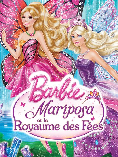 Barbie : Mariposa et le Royaume des fées