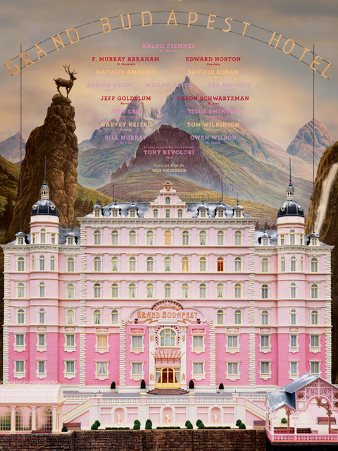 film : The Grand Budapest Hotel