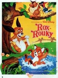 Rox et Rouky
