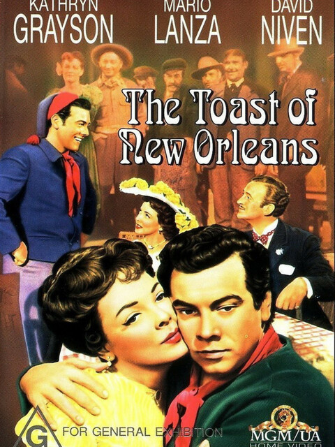 The Toast of New Orleans