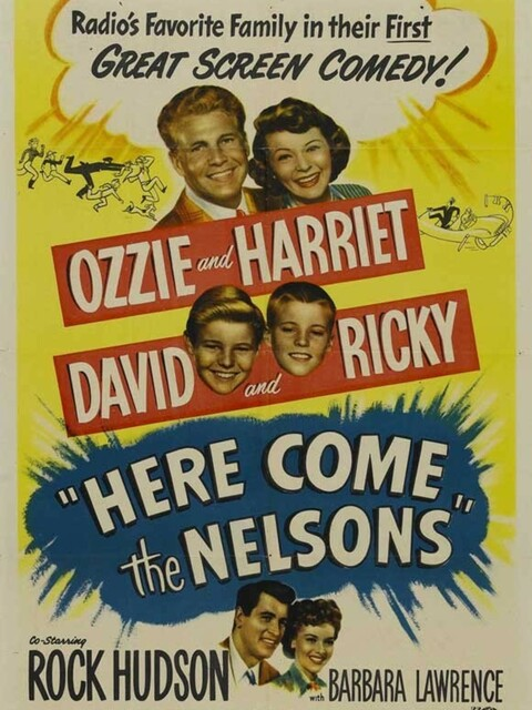 Here comes the Nelsons