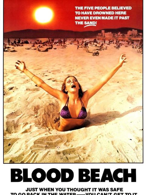 La plage sanglante
