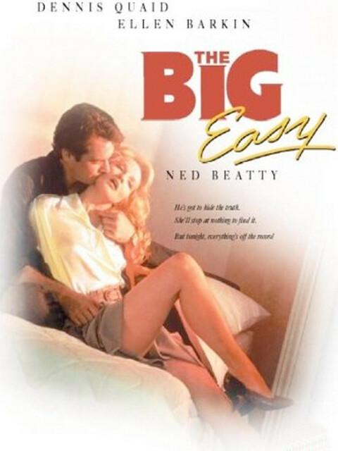 Big Easy, le Flic de mon Coeur