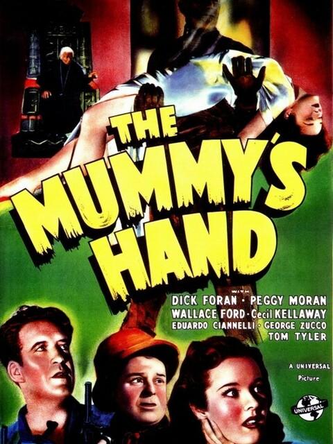 La Main de la Mommie