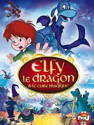 Elfy le dragon & le cube magique
