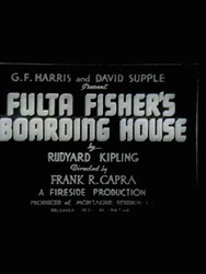 The Ballad of Fisher's Boarding House