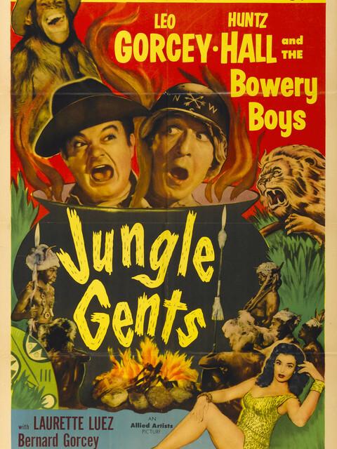 Jungle Gents