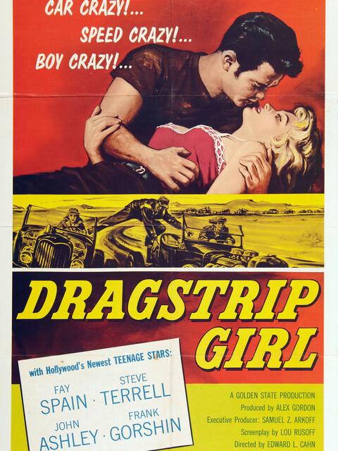 Dragstrip Girl
