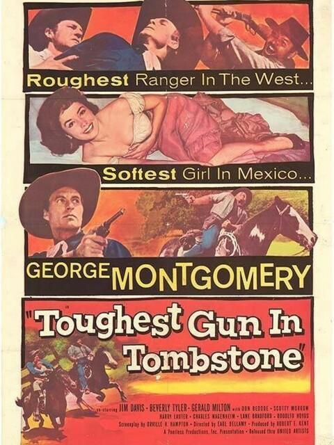 The Toughest Gun in Tombstone