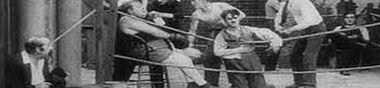 La Boxe et Chaplin