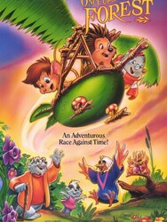 Le voyage d'Edgar dans la forêt magique