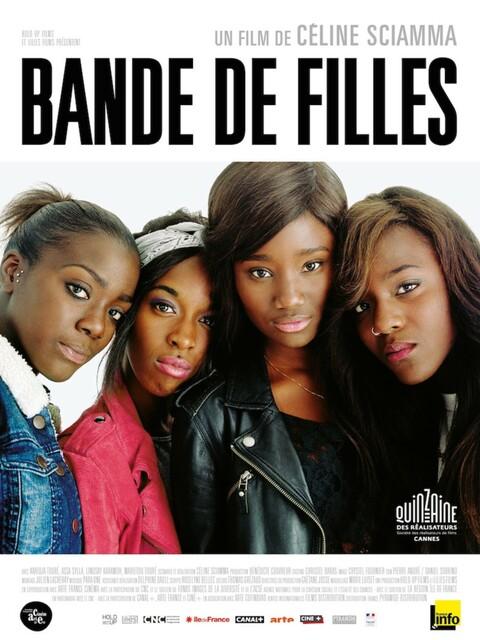 film : Bande de filles