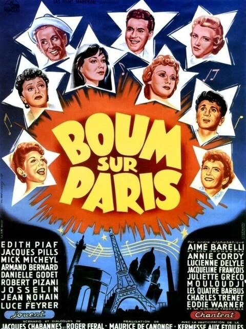 Boum sur Paris