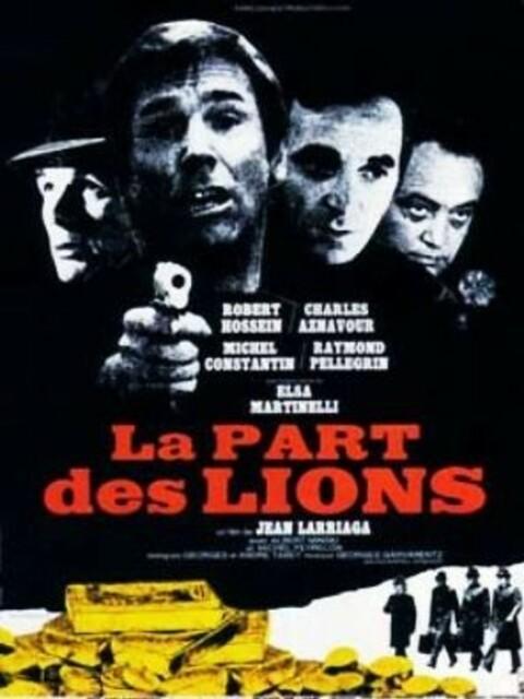 La Part des lions
