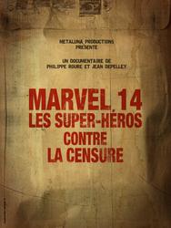 Marvel 14: Les super-héros contre la censure