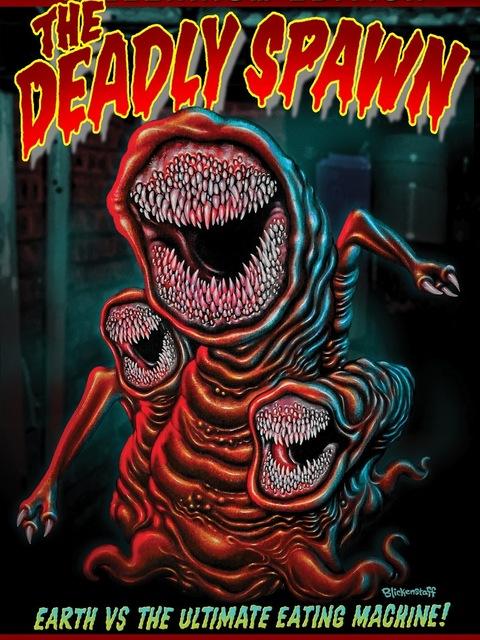 The Deadly Spawn, Un Film De 1983