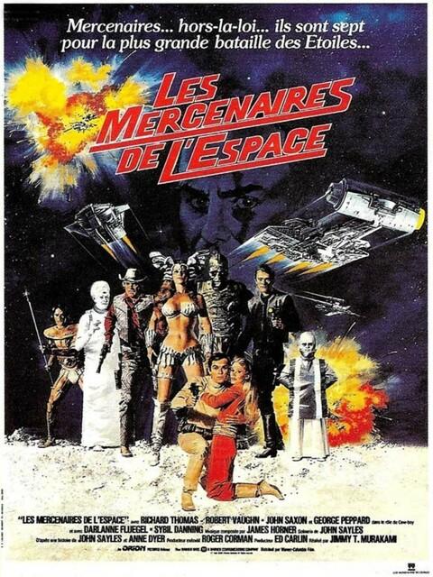 Les Mercenaires de l'espace
