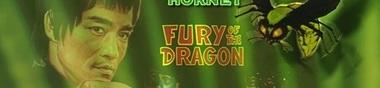 """Le Frelon Vert, """"The Green Hornet"""""""