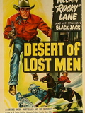 Desert of Lost Men