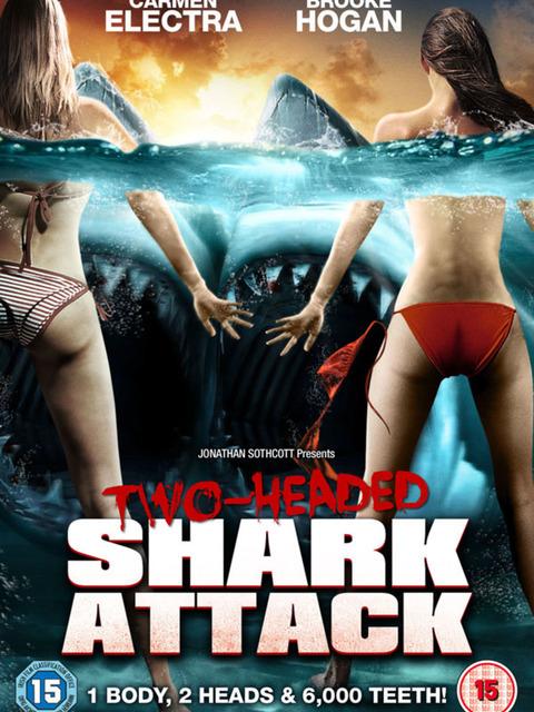 L'attaque du requin à deux têtes