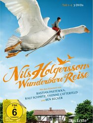 Nils Holgersson et les oies sauvages