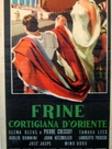 Phryné, courtisane d'Orient