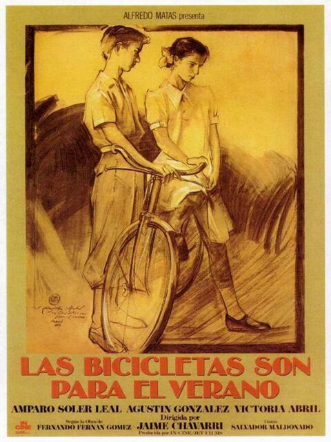 Les bicyclettes sont pour l'été