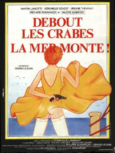 Debout les crabes, la mer monte !