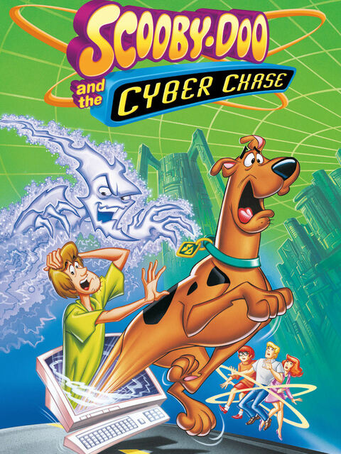 Scooby-Doo et la Cybertraque