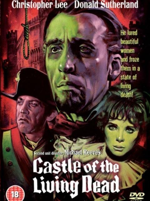 Le château des morts vivants