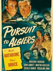 Mission à Alger