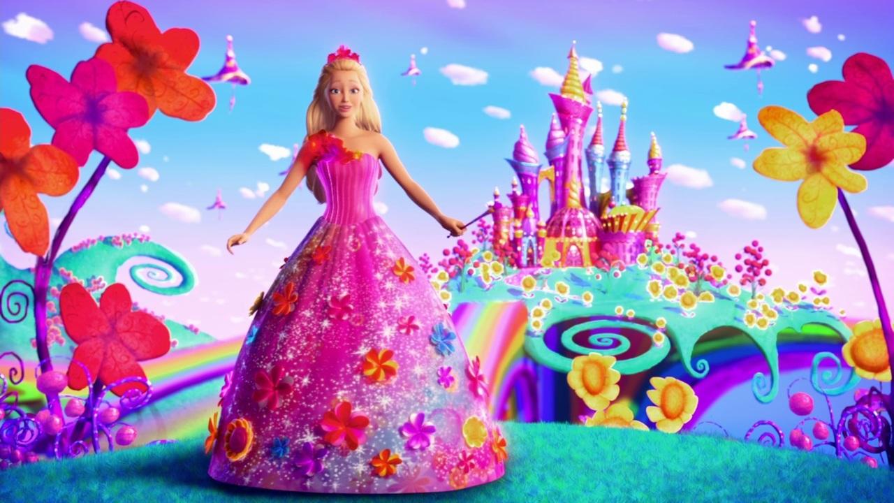 Barbie et la porte secr te un film de 2014 vodkaster - Barbie et la porte secrete film complet ...
