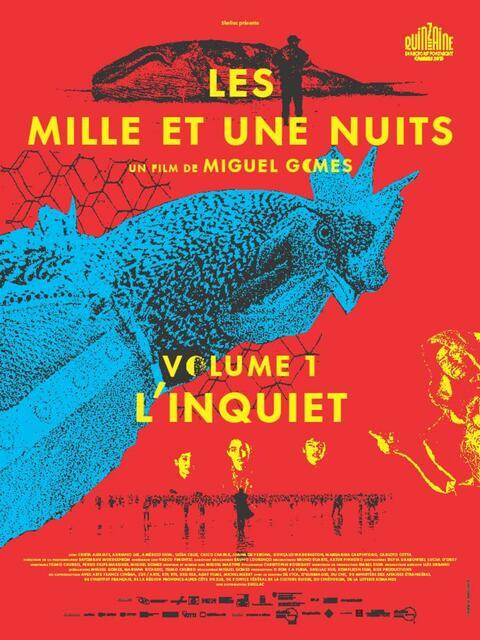 Les Mille et une Nuits Vol.1, l'Inquiet