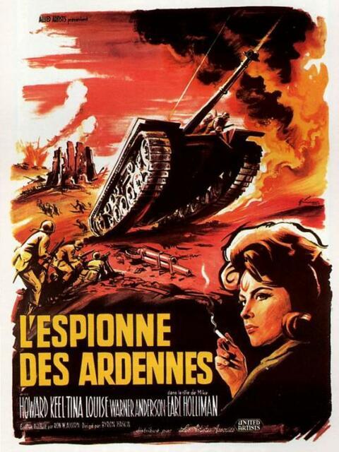 L'espionne des Ardennes